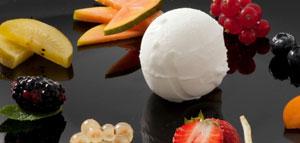baza pentru creme de fructe cu ingrediente naturale